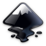 Inkscape Mountain
